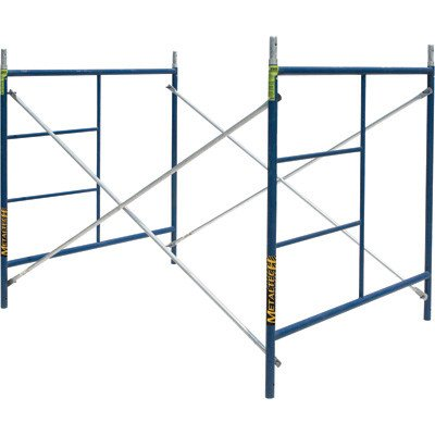 5' H x 60'' W x 84'' D Steel Contractor Series Single Lift Scaffolding