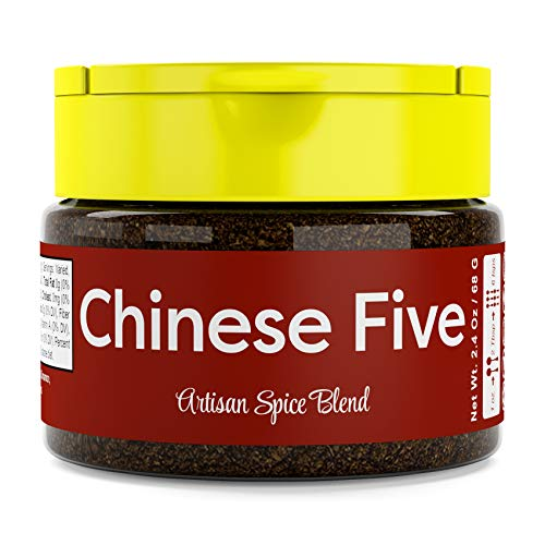 USIMPLYSEASON ASIAN SPICE (Chinese Five, 2.4 Ounce (Pack of 1)) - Five Seasoning Spice Chinese