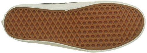 Vans Mens Vintage Sport Era 59 Sneaker Svart / Racing Röd