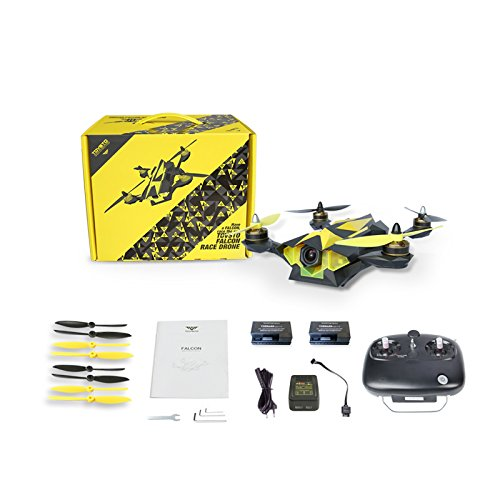 Starfall X FPV Racing Drone by Odyssey Toys- Fast Responsive Durable Quadcopter Racer