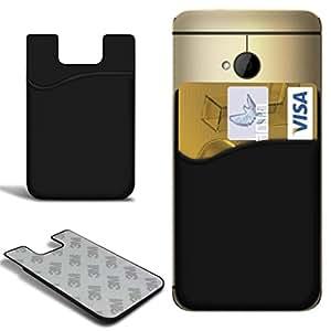 Direct-2-Your-Door - LG G2 Mini Slim de silicona del palillo en tarjeta de crédito / débito caso de la cubierta de la ranura - Blanco