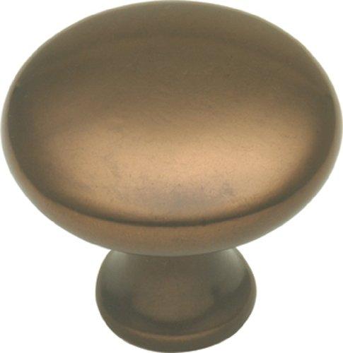 (Hickory Hardware P14255-VBZ 1-1/8-Inch Conquest Cabinet Knob, Veneti Bronze)