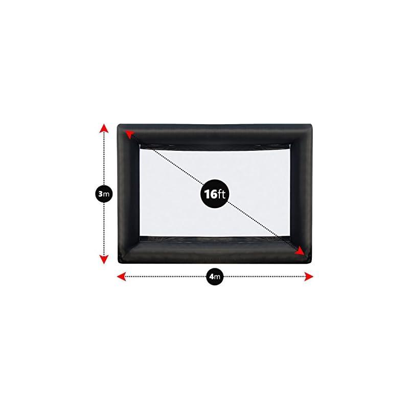 LifeSmart Inflatable Outdoor Projector M