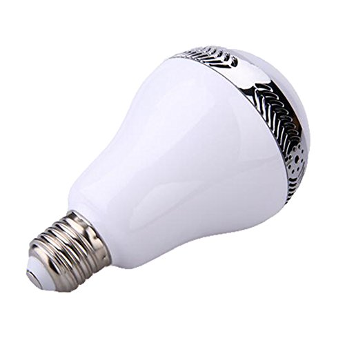 Hubless Trucks (Smart LED 10W E26 / E27 Bulb Built-in Bluetooth 4.0 Speaker Works with Apple iPhone, iPad and Android Phone)