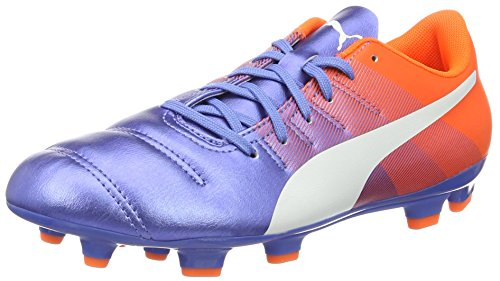 03 Scarpe blue White Puma 4 Evopower Calcio 3 Fg Yonder shocking Da Uomo Multicolore Orange puma TTZ1qI