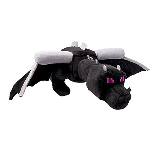 well-wreapped Glantop Peluche del dragón Ender, de Minecraft, 61 cm ...