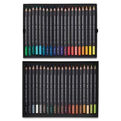 Caran D'Ache Museum Aquarelle Pencil 40 Color Set by Caran d'Ache (Image #1)
