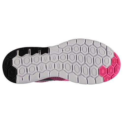 Nike Flex Erfahrung 5Laufschuhe Damen Pink/Schwarz Fitness Trainer Sneakers