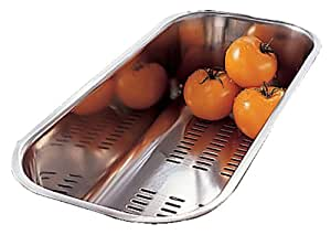 American Standard 8130.100.075 Culinaire Stainless Steel Colander in Stainless Steel