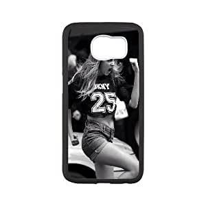 QSWHXN Cara Delevingne Phone Case For Samsung Galaxy S6 G9200 [Pattern-2]