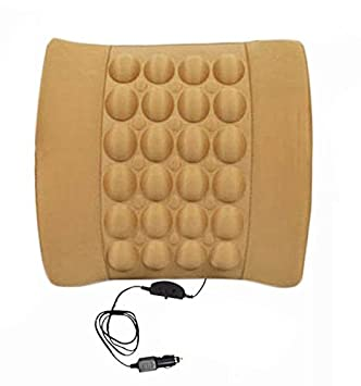 Speedwav 27908 Seat Vibrating Massage Cushion for Car (Beige ...