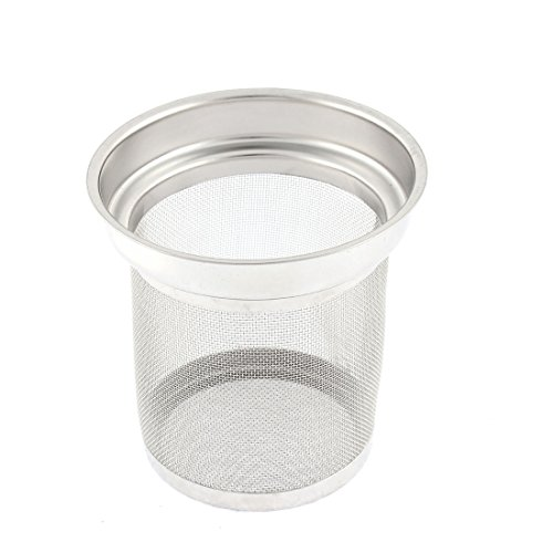 Stainless Steel Kettle Tea Leaf Spice Mesh Infuser Filter Si