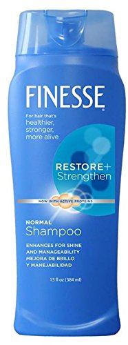- Finesse Normal Shampoo, 13-Ounce (Pack of 6)