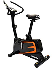 FitBike Ride 6 iPlus hometrainer, compatibel met smartphone/tablet-app, 16 weerstandsniveaus met 16 trainingsprogramma's, 10 kg vliegwiel, fitnessfiets