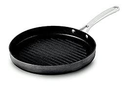 Calphalon 1943288 Classic Nonstick Round Grill Pan, 12\