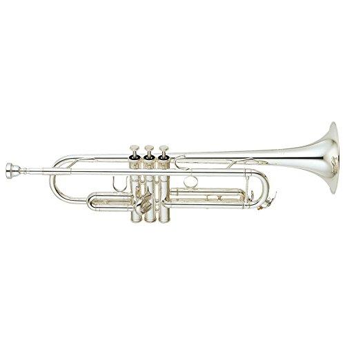 Yamaha YTR-6335 Series Bb Trumpet Silver by Yamaha