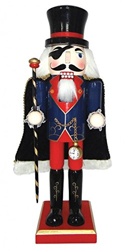 Santa's Workshop Dr. Drosselmeyer Nutcracker, 14