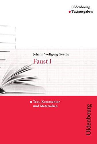 Oldenbourg Textausgaben: Faust I