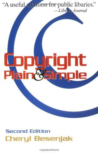 Copyright Plain & Simple (Plain & Simple Series)