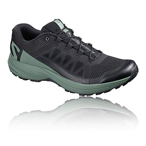 SALOMON Men s Xa Elevate Trail Running Shoes Sneaker