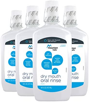 Mouthwash: Mountain Falls Dry Mouth Rinse