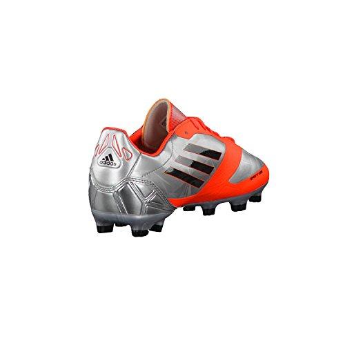 Adidas Fussballschuhe F30 TRX FG J 36 metallic silver/infrared/black