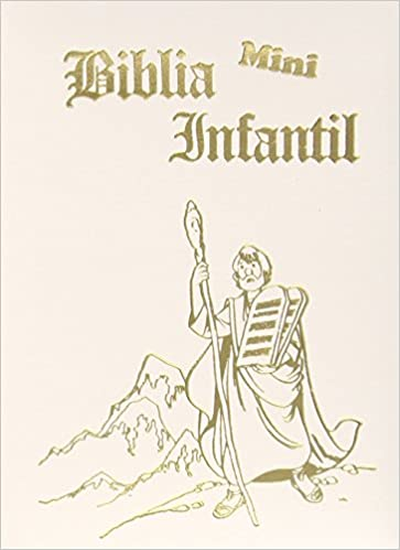 Mini Biblia Infantil - Modelo 2 (Spanish Edition): Samuel ...