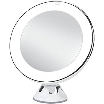 Amazon Com Charmax Magnifying Lighted Makeup Mirror
