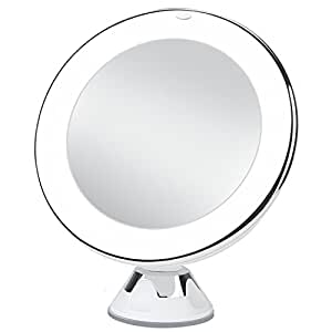 Amazon Com Charmax Magnifying Lighted Makeup Mirror