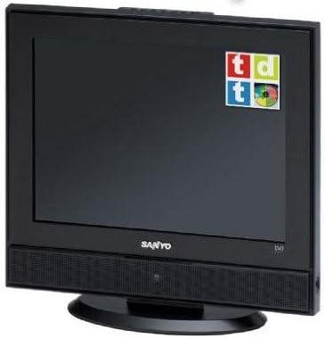 Sanyo CE 15LD95-C- Televisión, Pantalla 15 pulgadas: Amazon.es: Electrónica