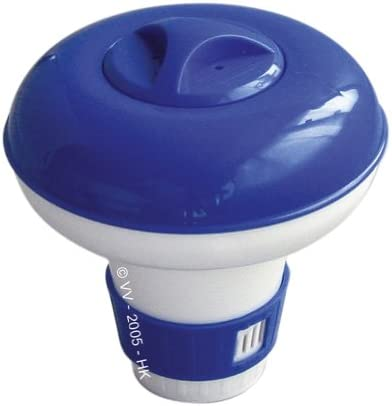 Interline Dosificador cloro flotante de cloro Dosificador pequeño ...