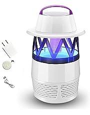 Elektrische Binnenmuggenval, USB Vliegenval Muggenverdelgerlamp, Catcher-Moordenaar Voor Muggen, Vliegenval Voor Binnen, Vang Vliegend Insect Binnenshuis Met Aanzuiging,Insectenlicht En Kleverige Lijm