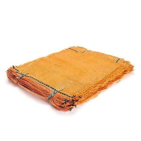 100 pieza Raschel bolsas 41 cm x 63 cm saco de patatas ...