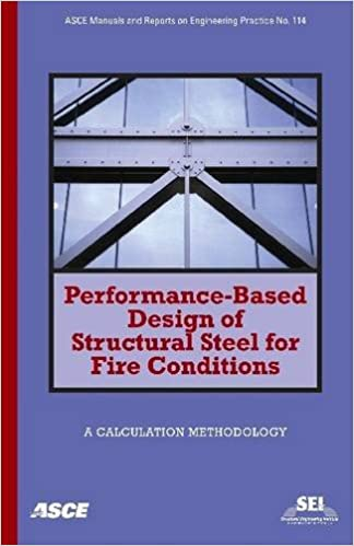 Performance-based design of structural steel for fire conditions: a calculation methodology