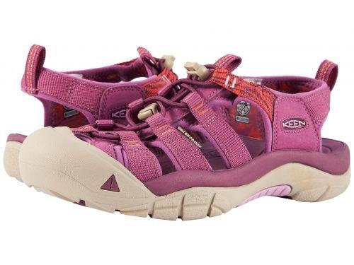 Keen(キーン) レディース 女性用 シューズ 靴 サンダル Newport Hydro - Grape Kiss/Summer Fig [並行輸入品]
