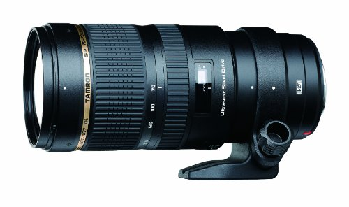 Tamron SP 70-200MM F/2.8 DI VC USD Telephoto Zoom Lens for Nikon (FX) Cameras (Tamron Lenses 70 200mm F 2-8 Vc)