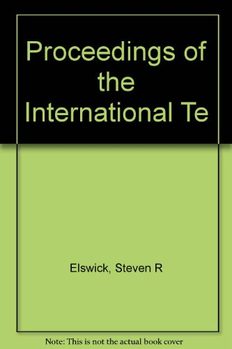 Price comparison product image Proceedings of the 1992 International Tesla Symposium
