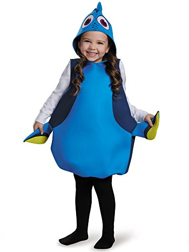 Disguise Dory Classic Finding Dory Disney/Pixar Costume, One Size Child, One Color ()