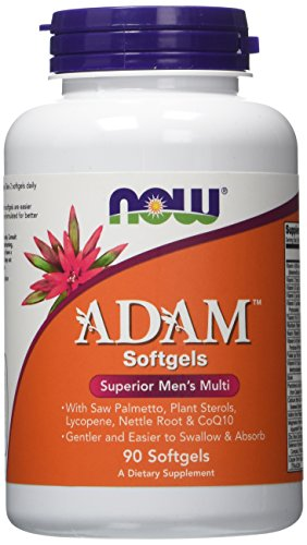 NOW Adam Superior Men's Multi, 90 Softgels