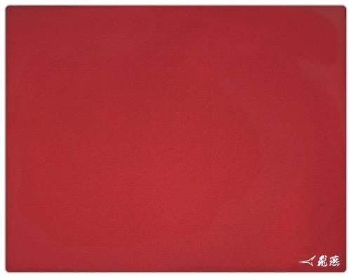 ARTISAN Gaming mouse pad Hien MID(Hard) Large HI-NMID(Hard)-R-L Color: Wine Red (Japan Import)