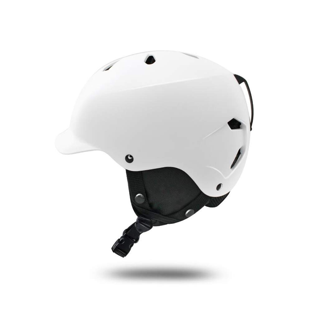 高価値セリー ヘルメット B07PXK79F3 スキー&スノーボードヘルメット、スキー用保護安全帽男性女性スケートボードスケートヘルメットシングルボードダブルボード調節可能B B07PXK79F3 ヘルメット Medium 白 白 Medium Medium 白, 七五三 着物 浴衣 京都室町st.:d1e714db --- a0267596.xsph.ru