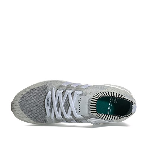 Scarpe Da Ginnastica Adidas Original Mens Supporto Ultra Primeknit Scarpe Da Ginnastica Vintage Us13.5 Bianco