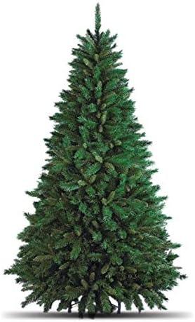 Albero Di Natale Amazon.Albero Di Natale Tiffany 120cm Amazon It Casa E Cucina