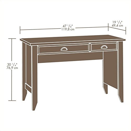042666102087 - Sauder Shoal Creek Writing / Laptop Desk carousel main 3
