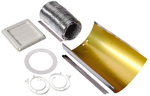 Deflecto DEFLECTO Product-DEFLECTO SK8WF Supurr-Flex 8-ft Dryer Vent Kit image