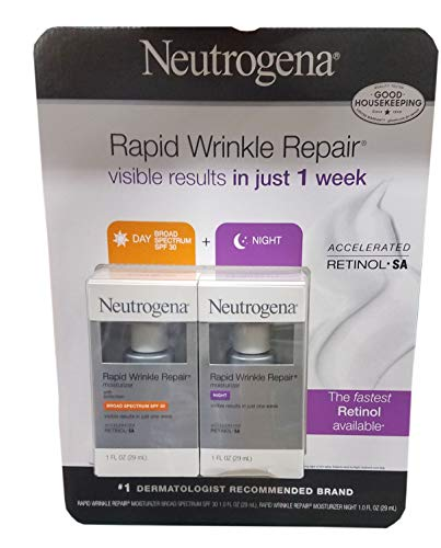 Neutrogena Rapid Wrinkle Repair, 2 Count