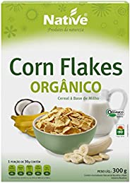 Corn Flakes Orgânico Native 300g