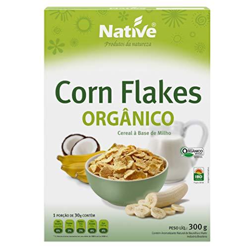 Corn Flakes Orgânico Native 300g
