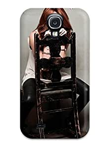 Galaxy High Quality Tpu Case/ Miley Cyrus 71 Geuytgq892WulfI Case Cover For Galaxy S4