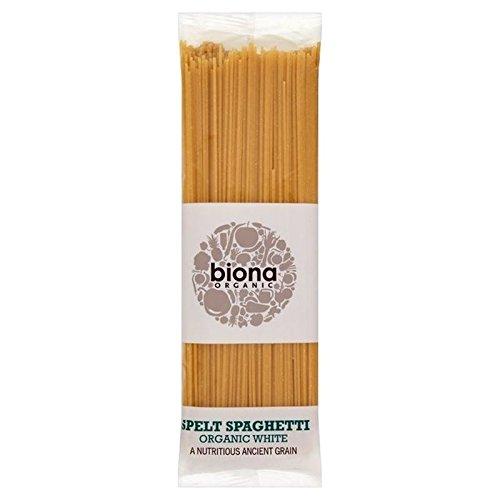 Biona Organic Spelt Spaghetti White 500g